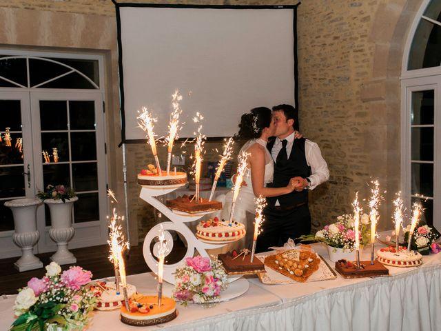 Le mariage de François et Claire à Caen, Calvados 74