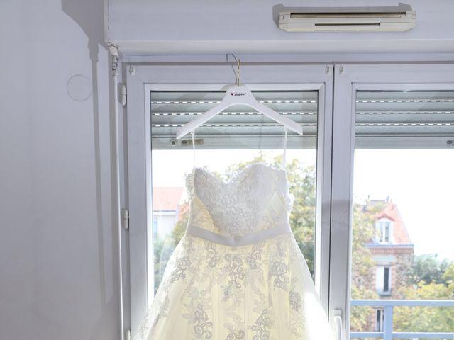 Le mariage de Brice et Aude à Jouy-en-Josas, Yvelines 5