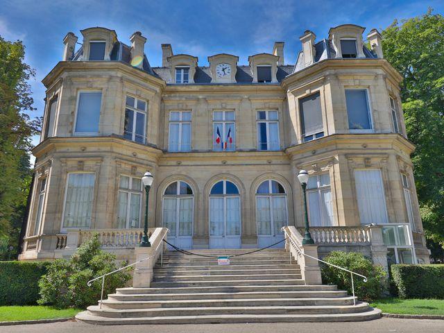 Le mariage de Brice et Aude à Jouy-en-Josas, Yvelines 15