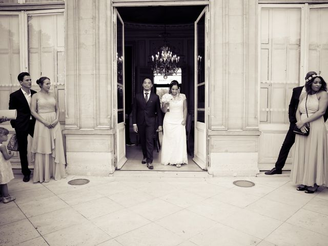 Le mariage de Brice et Aude à Jouy-en-Josas, Yvelines 20