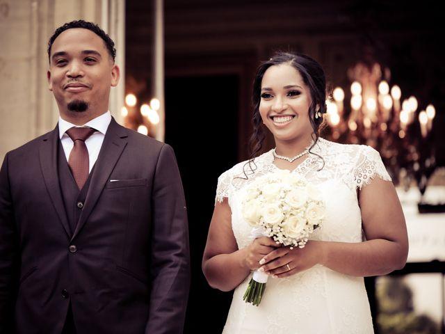 Le mariage de Brice et Aude à Jouy-en-Josas, Yvelines 22