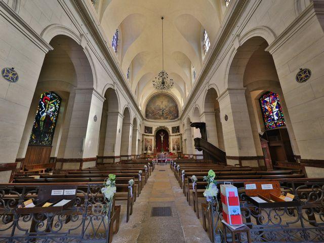 Le mariage de Brice et Aude à Jouy-en-Josas, Yvelines 48