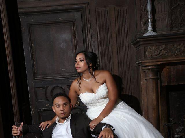 Le mariage de Brice et Aude à Jouy-en-Josas, Yvelines 94
