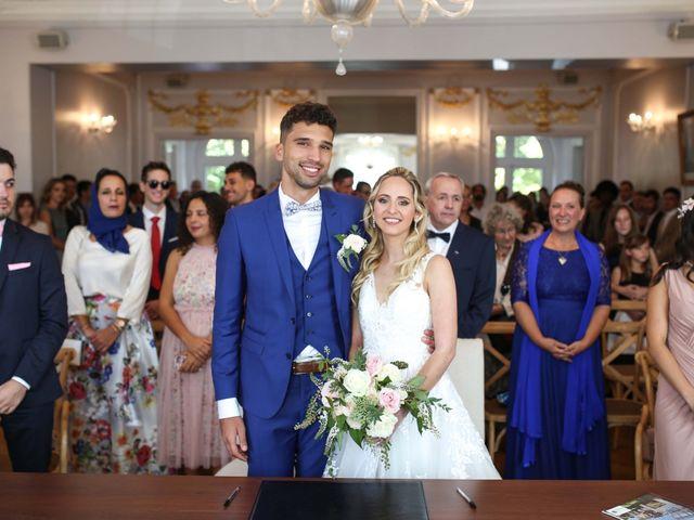 Le mariage de Youness et Delphine à Courson-Monteloup, Essonne 1
