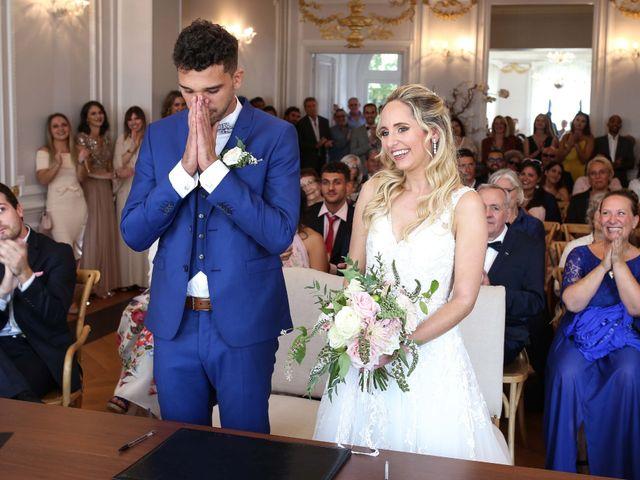 Le mariage de Youness et Delphine à Courson-Monteloup, Essonne 4