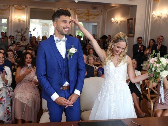 Le mariage de Youness et Delphine à Courson-Monteloup, Essonne 5
