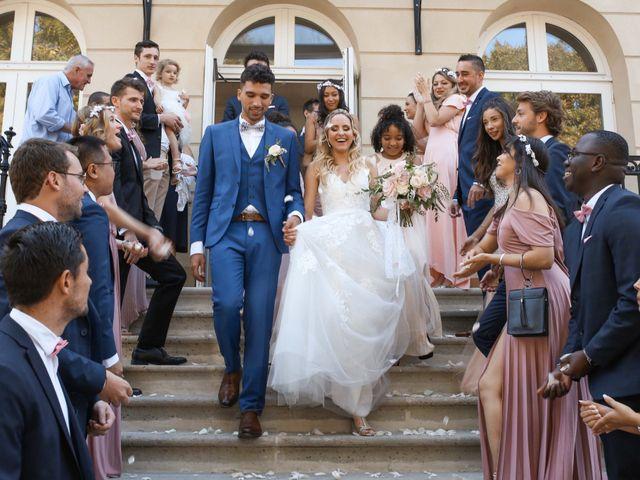 Le mariage de Youness et Delphine à Courson-Monteloup, Essonne 8