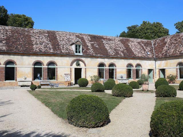 Le mariage de Youness et Delphine à Courson-Monteloup, Essonne 10