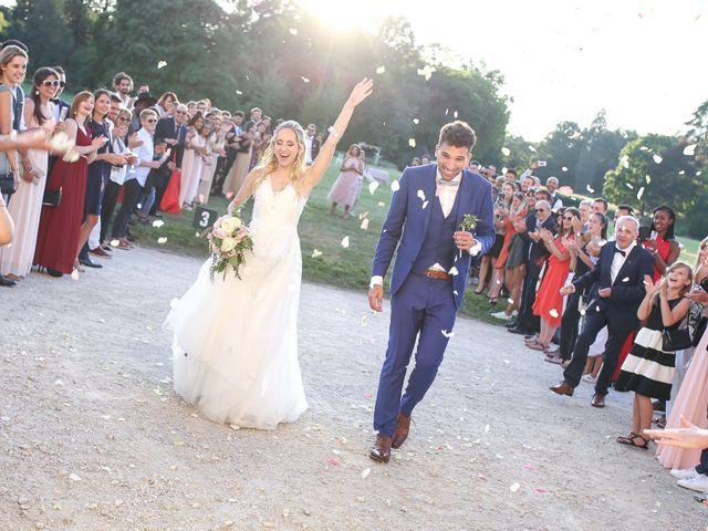 Le mariage de Youness et Delphine à Courson-Monteloup, Essonne 23
