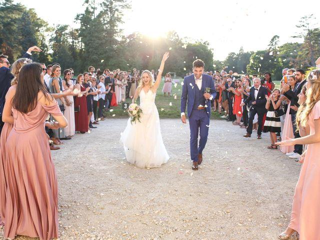 Le mariage de Youness et Delphine à Courson-Monteloup, Essonne 24