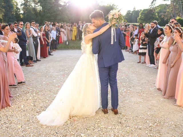 Le mariage de Youness et Delphine à Courson-Monteloup, Essonne 25