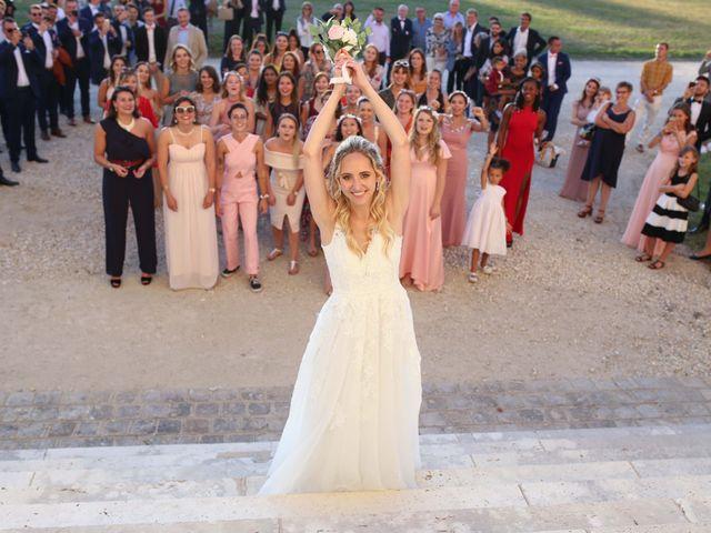 Le mariage de Youness et Delphine à Courson-Monteloup, Essonne 26