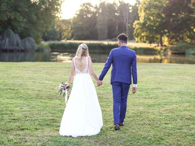 Le mariage de Youness et Delphine à Courson-Monteloup, Essonne 28