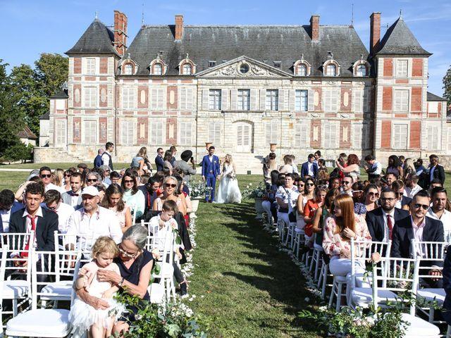 Le mariage de Youness et Delphine à Courson-Monteloup, Essonne 53