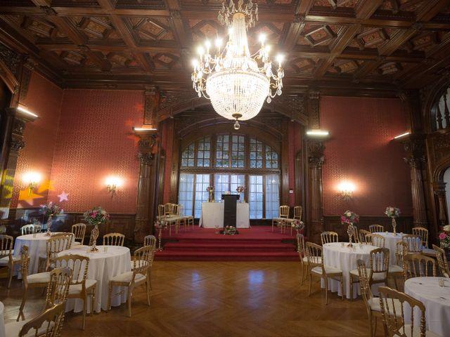 Le mariage de Paul et Clifany à La Celle-Saint-Cloud, Yvelines 2