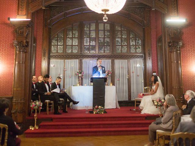 Le mariage de Paul et Clifany à La Celle-Saint-Cloud, Yvelines 5