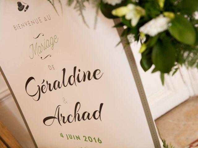 Le mariage de Archad et Geraldine à Santeny, Val-de-Marne 6