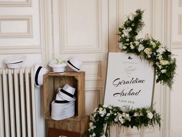 Le mariage de Archad et Geraldine à Santeny, Val-de-Marne 7
