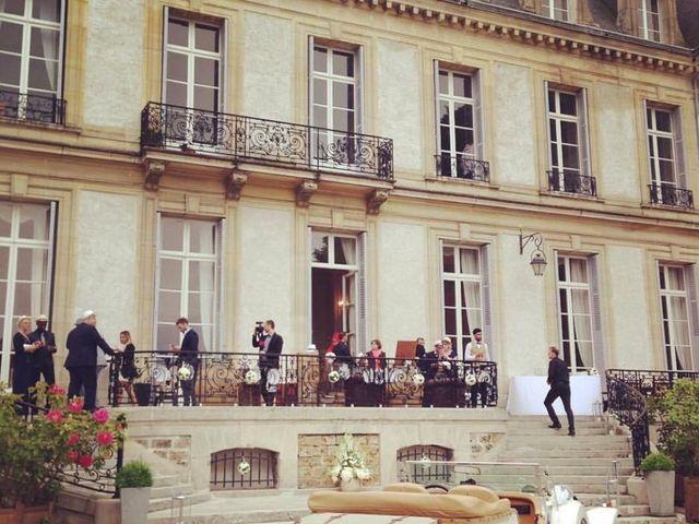 Le mariage de Archad et Geraldine à Santeny, Val-de-Marne 12