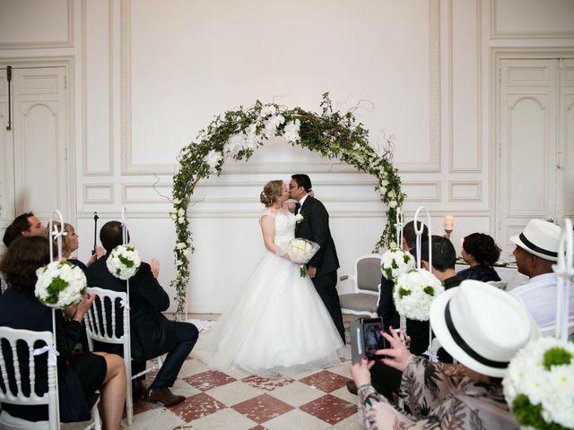 Le mariage de Archad et Geraldine à Santeny, Val-de-Marne 19