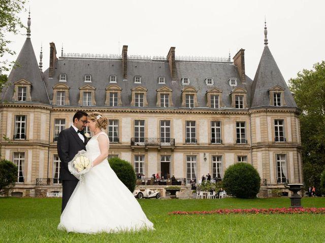 Le mariage de Archad et Geraldine à Santeny, Val-de-Marne 21