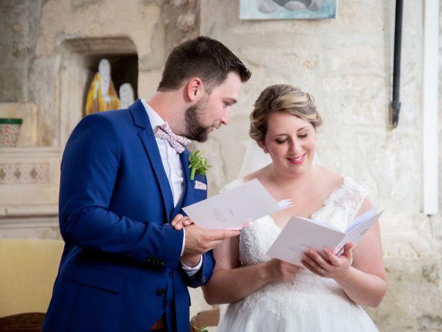 Le mariage de Adrien et Juliette à Vandeuil, Marne 9