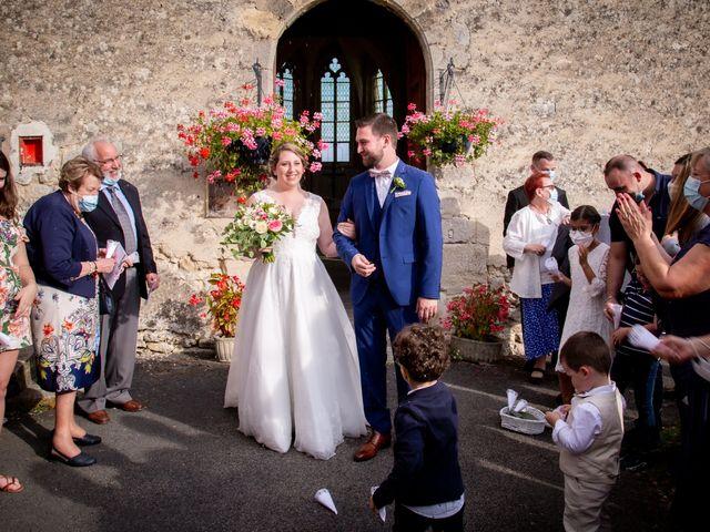Le mariage de Adrien et Juliette à Vandeuil, Marne 2