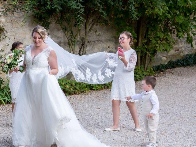 Le mariage de Adrien et Juliette à Vandeuil, Marne 15