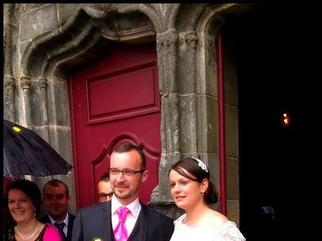 Le mariage de Gaelle et Christophe à Le Folgoët, Finistère 4