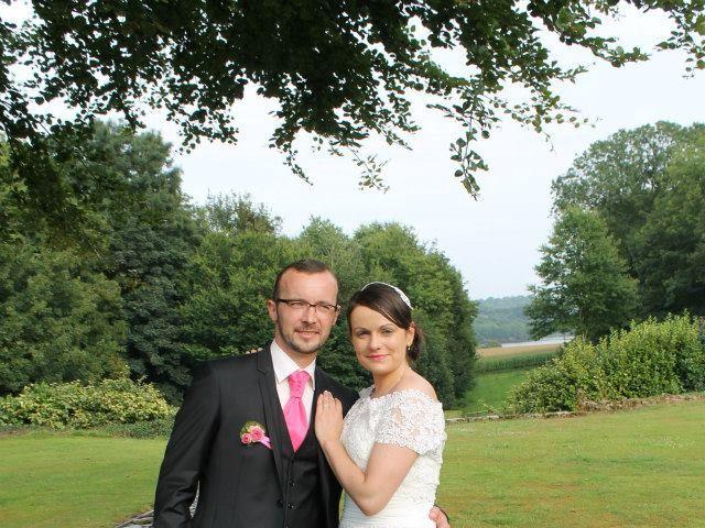 Le mariage de Gaelle et Christophe à Le Folgoët, Finistère 1