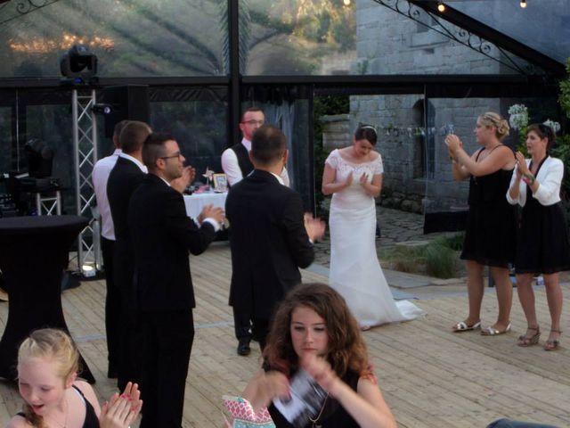Le mariage de Gaelle et Christophe à Le Folgoët, Finistère 11