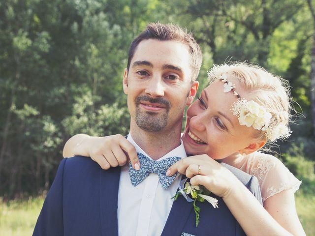 Le mariage de Charlotte et Maxime