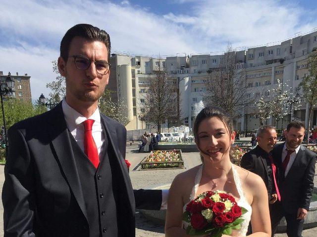 Le mariage de Camille et Angélique à Drancy, Seine-Saint-Denis 34
