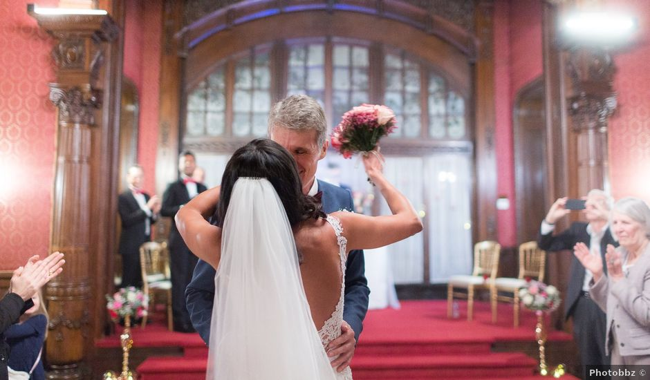 Le mariage de Paul et Clifany à La Celle-Saint-Cloud, Yvelines