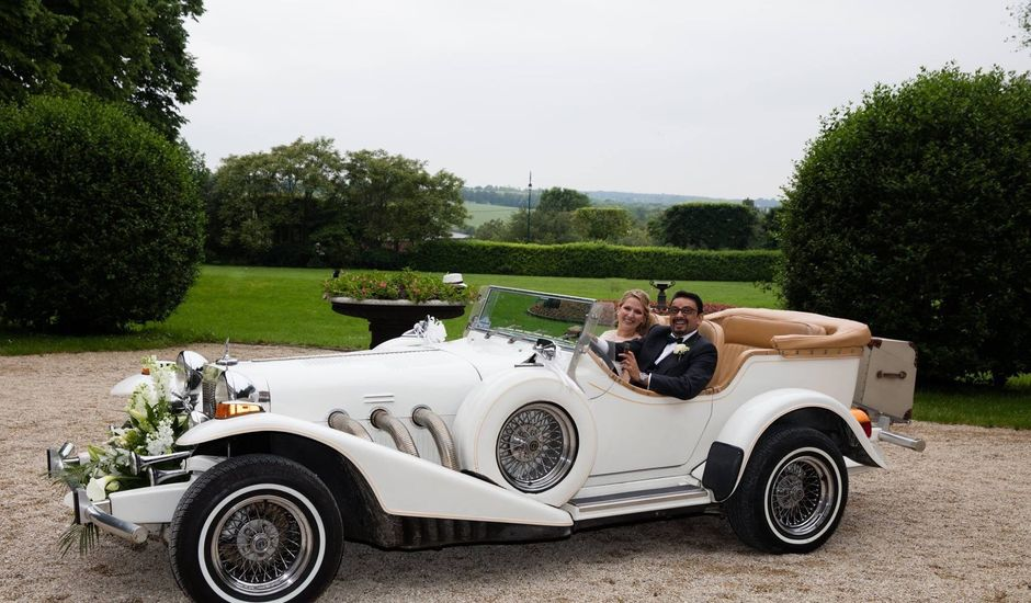 Le mariage de Archad et Geraldine à Santeny, Val-de-Marne