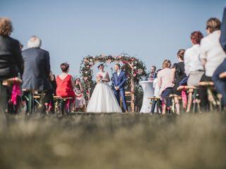 Le mariage de Gaëlle et Hervé