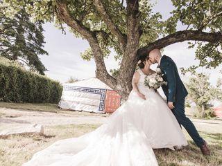 Le mariage de Damien et Laetitia