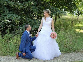 Le mariage de Séverine et Vivien