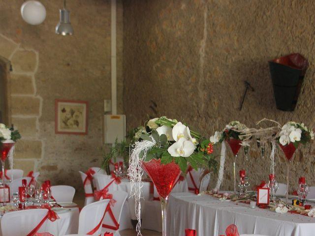 Le mariage de Julien et Céline à Ouveillan, Aude 4
