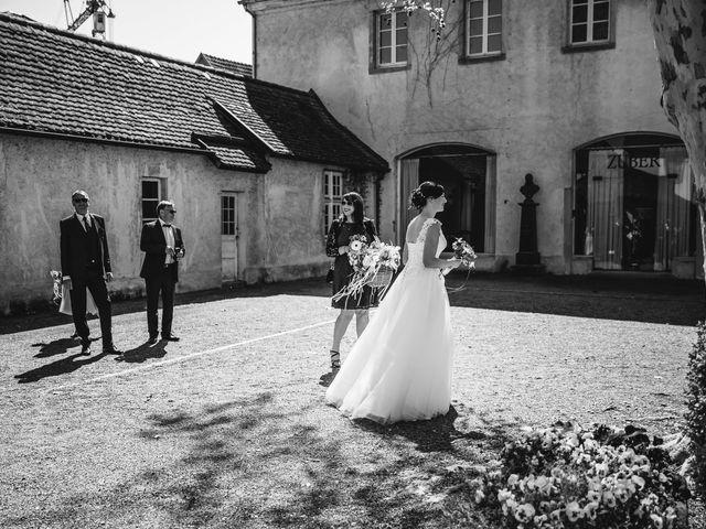 Le mariage de Hervé et Gaëlle à Rixheim, Haut Rhin 20