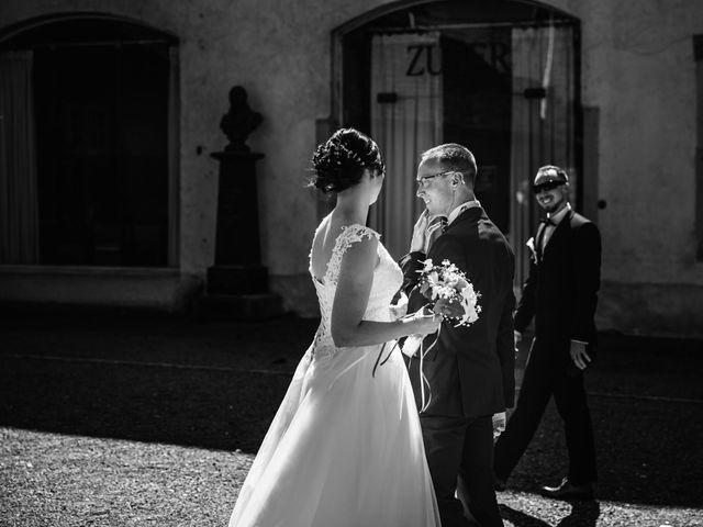 Le mariage de Hervé et Gaëlle à Rixheim, Haut Rhin 22