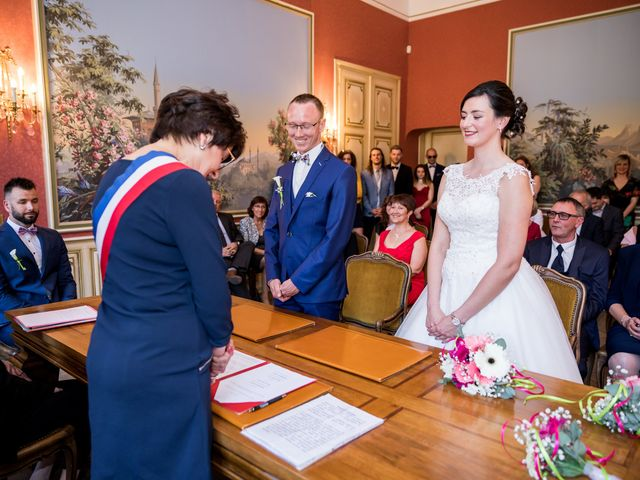 Le mariage de Hervé et Gaëlle à Rixheim, Haut Rhin 24