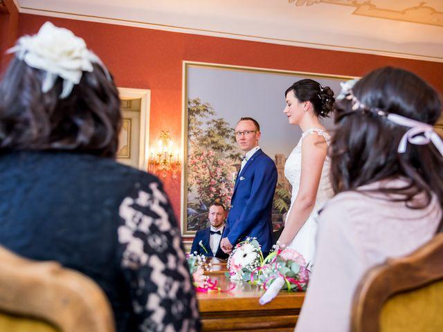 Le mariage de Hervé et Gaëlle à Rixheim, Haut Rhin 25
