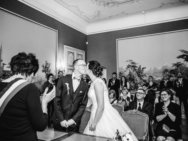 Le mariage de Hervé et Gaëlle à Rixheim, Haut Rhin 26