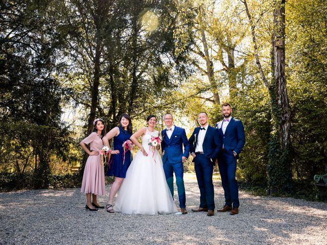 Le mariage de Hervé et Gaëlle à Rixheim, Haut Rhin 28