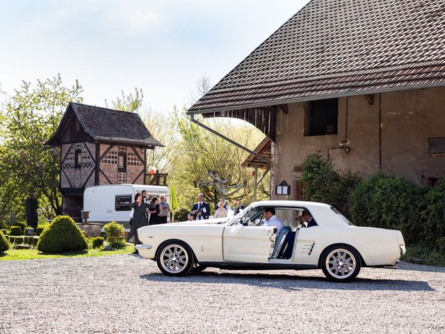 Le mariage de Hervé et Gaëlle à Rixheim, Haut Rhin 30