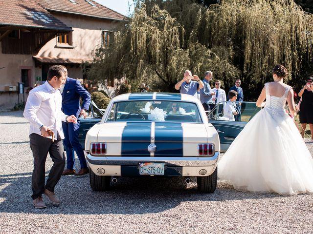 Le mariage de Hervé et Gaëlle à Rixheim, Haut Rhin 31