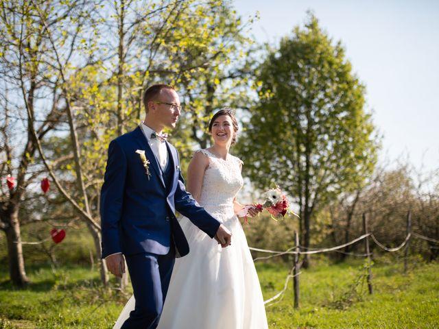 Le mariage de Hervé et Gaëlle à Rixheim, Haut Rhin 33