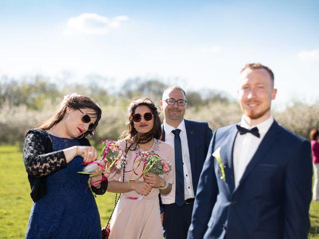 Le mariage de Hervé et Gaëlle à Rixheim, Haut Rhin 34