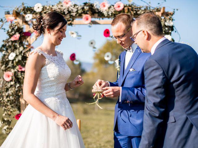 Le mariage de Hervé et Gaëlle à Rixheim, Haut Rhin 39